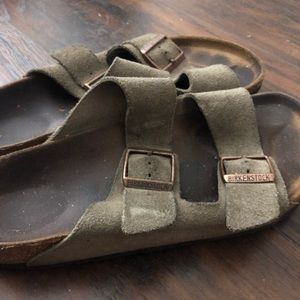 Birkenstocks sz40(women10/men's 8)